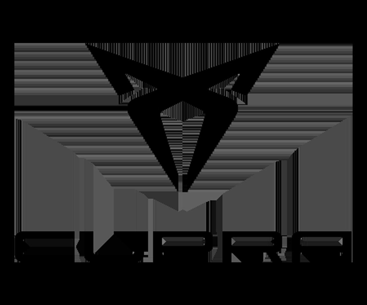 Home - logo cupra