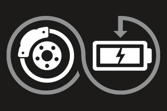 recupero di energia auto elettrica