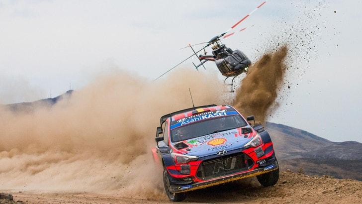 Dalla pista alla strada: Hyundai i20 WRC
