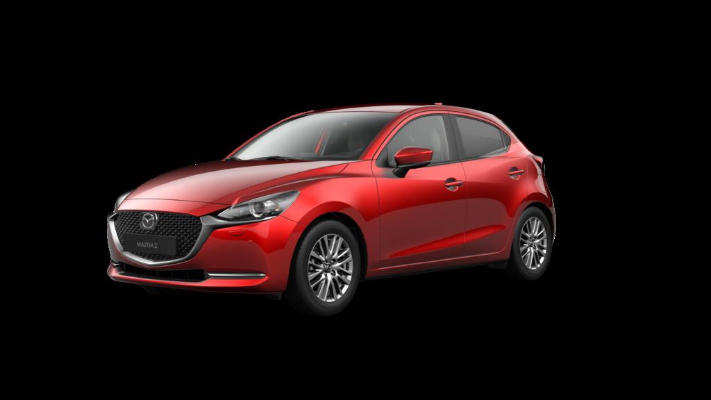 Le nostre migliori auto per neopatentati: Mazda 2