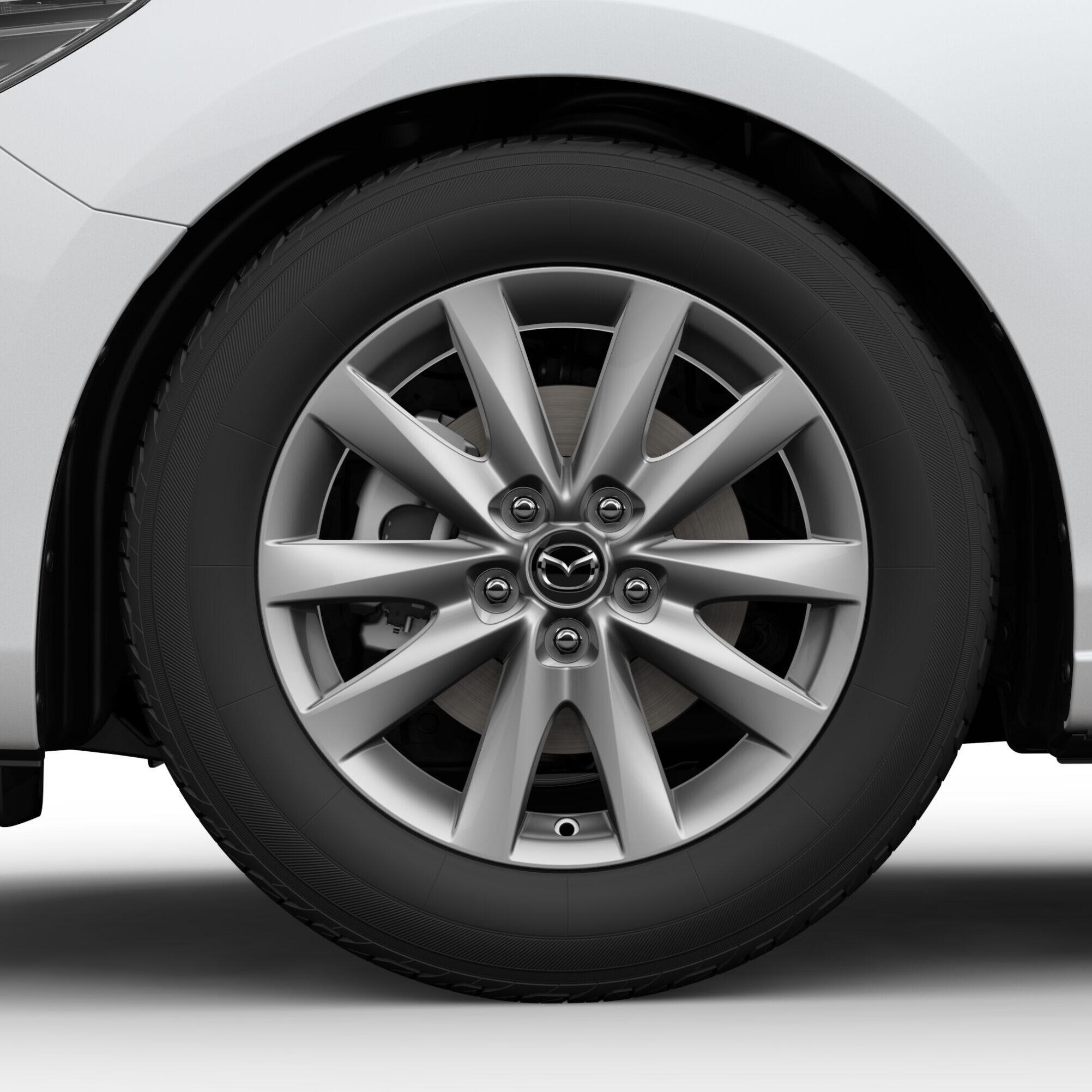 Set cerchi e gomme invernali Mazda: 6
