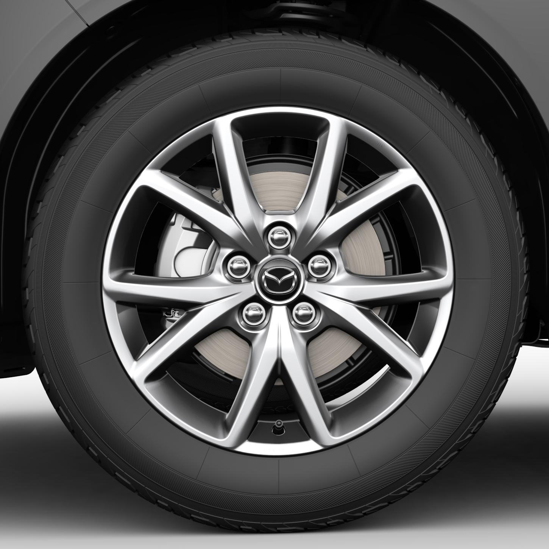 Set cerchi e gomme invernali Mazda: CX-30