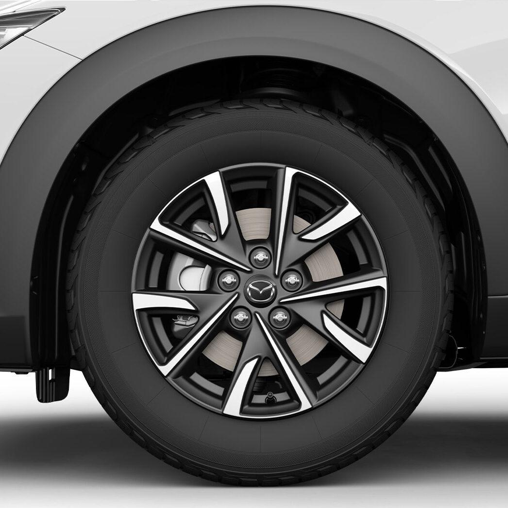 Set cerchi e gomme invernali Mazda: CX-3