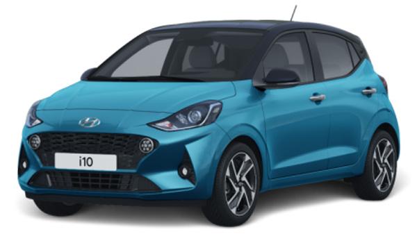 Le nostre migliori auto per neopatentati: Hyundai i10