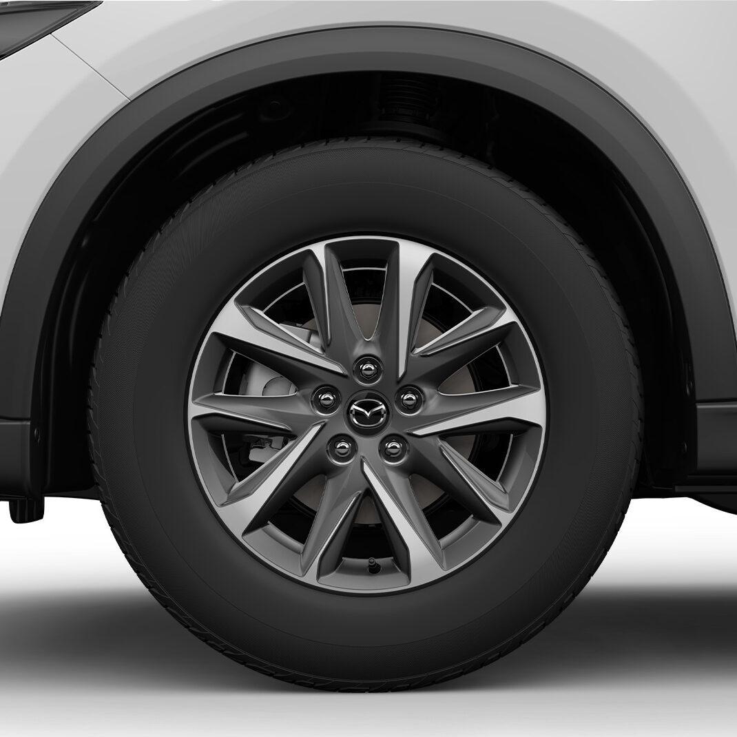 Set cerchi e gomme invernali Mazda: CX-5
