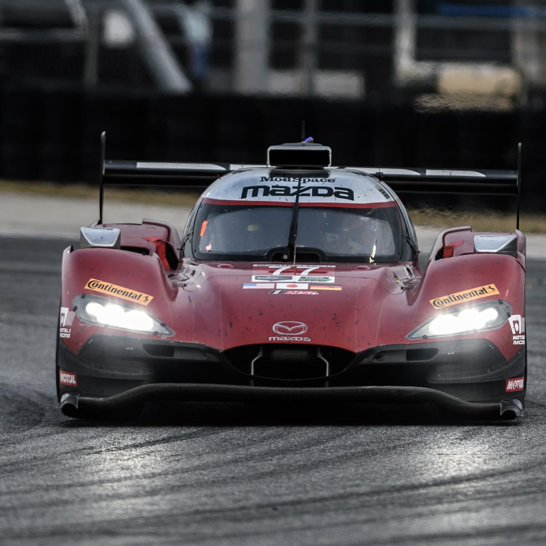Dalla pista alla strada: Mazda RT-24 P