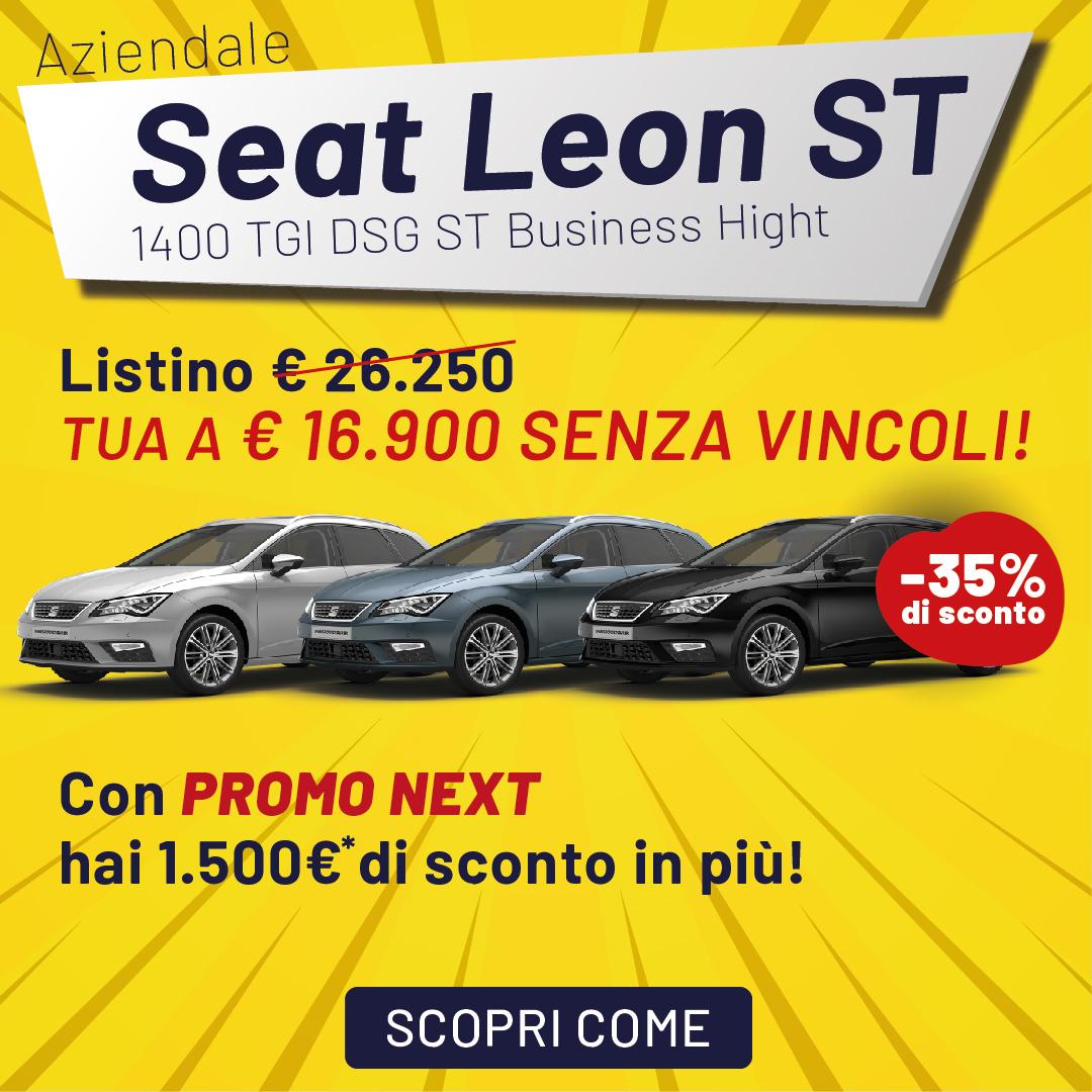 Seat Leon ST Aziendali M2