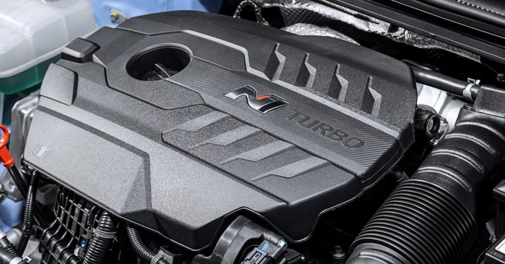Propulsore Nuova Hyundai i30 N