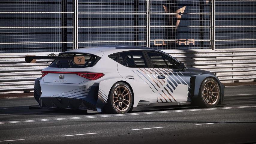 Dalla pista alla strada: Leon e-Racer