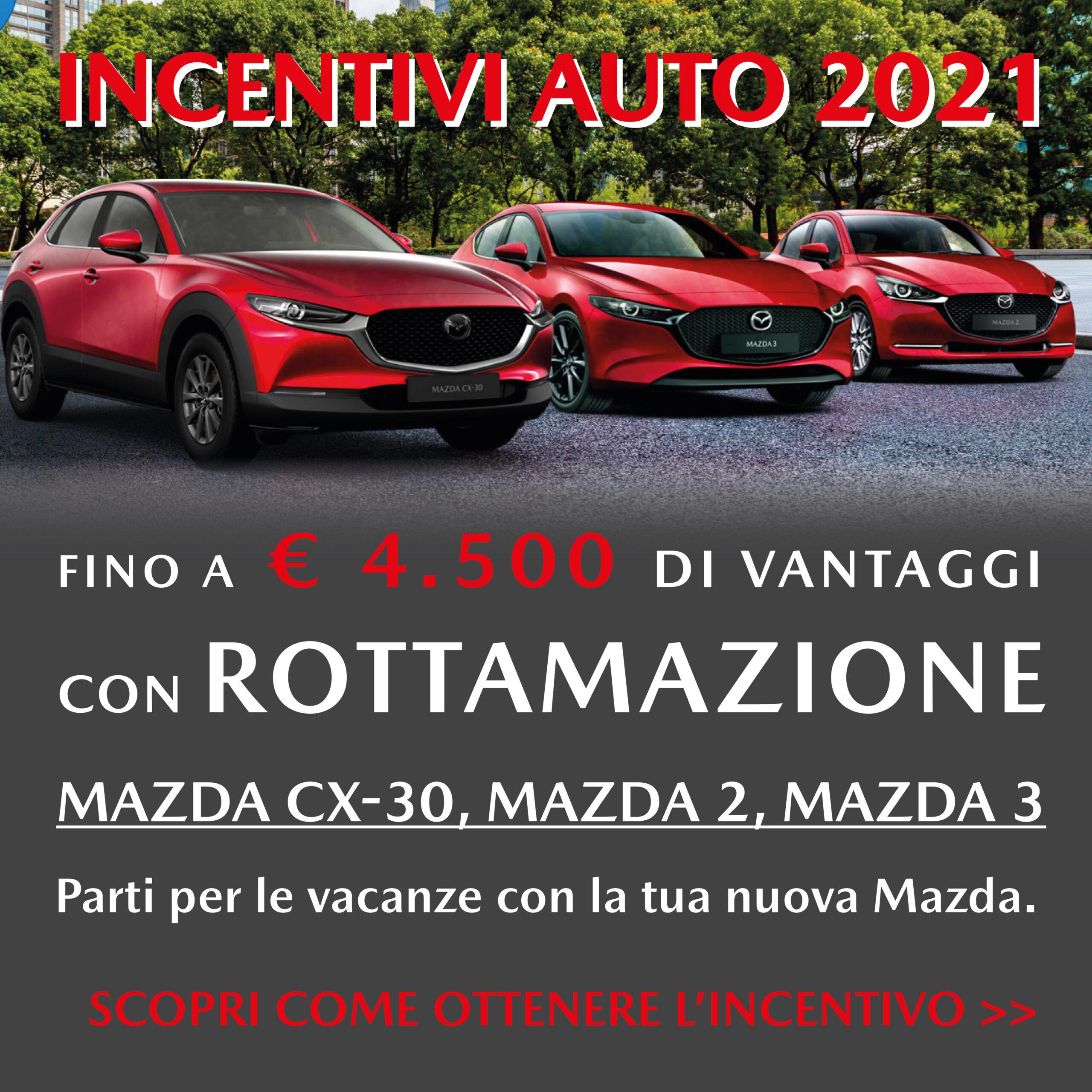 Mazda Ecoincentivo