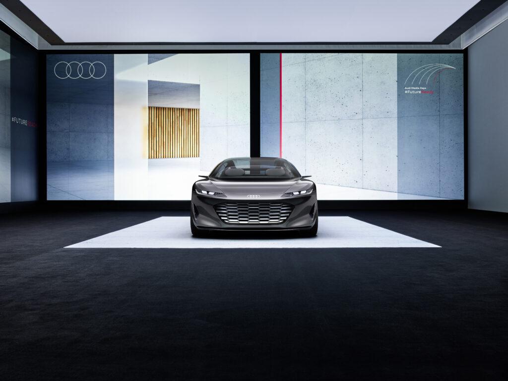 Audi grandsphere esterni