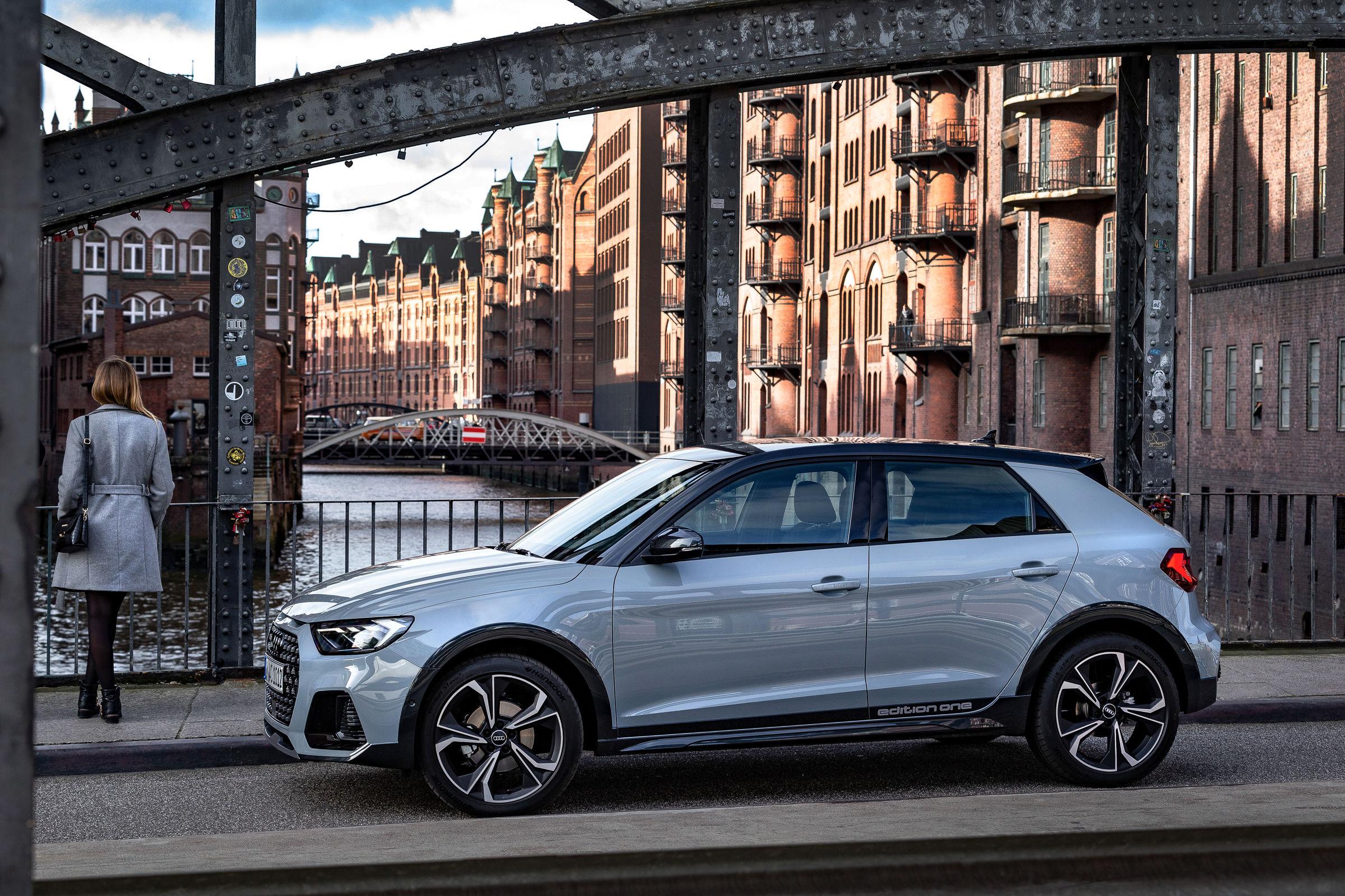 Audi E confindustria